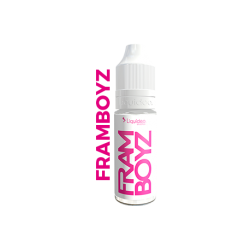 Framboyz 10ml Liquideo