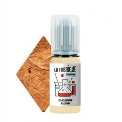 arome concentré classique blond 10ml la fabrique edenvape