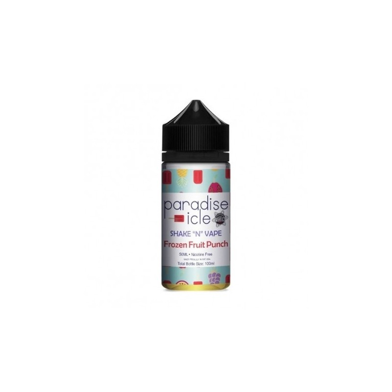 Frozen Fruit Punch 50ml Paradise Icle Halo