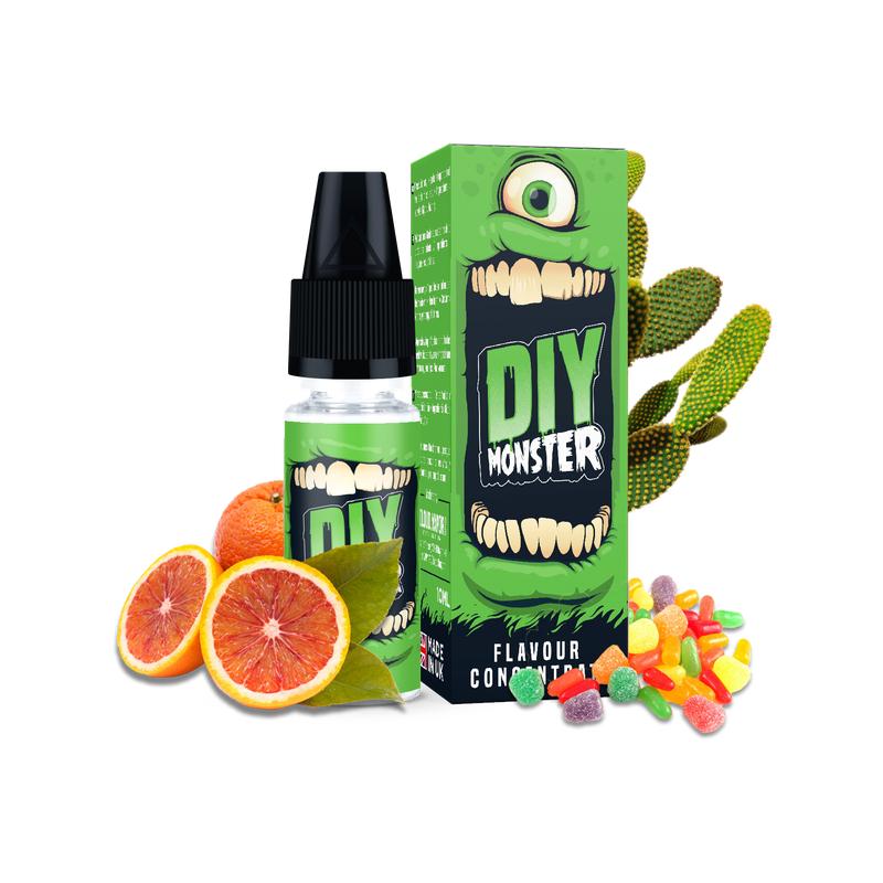 DIY Monster : concentré greenster