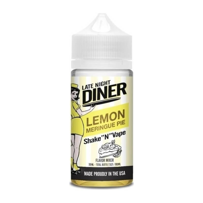 Lemon Meringue Pie 50ml Late Night Diner