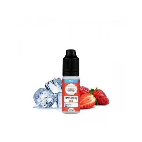 Strawberry Ice 10ml Dinner Lady