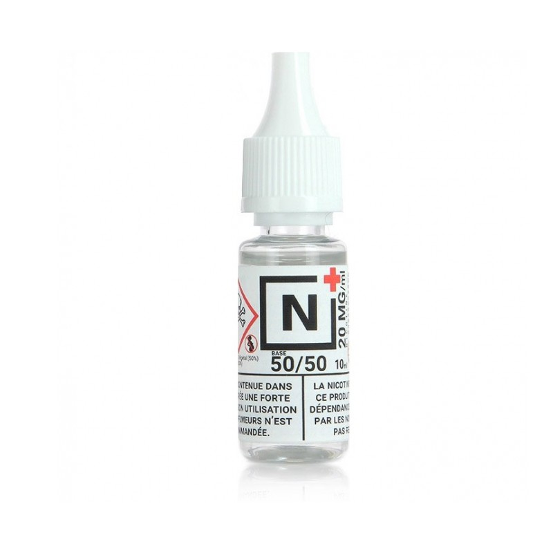 Booster N+ nicotine