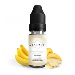 Concentré Banane 10ml