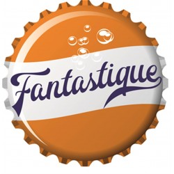 Edenvape Soda Orange Fantastique 10ml 50PG/50VG