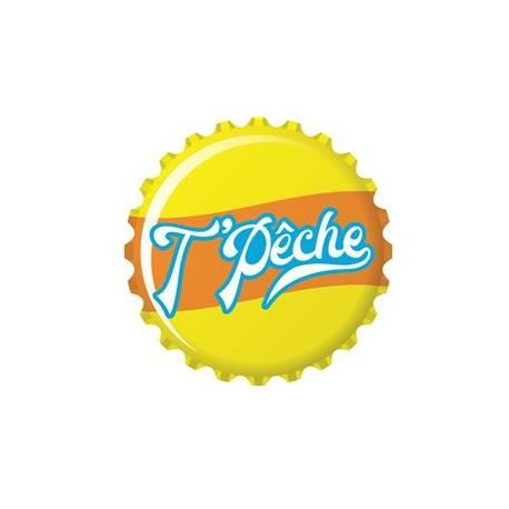 Edenvape Soda Ice Tea Pêche 10ml 50PG/50VG
