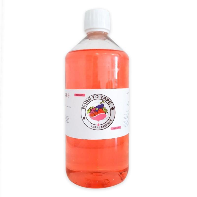 Bouteille 1 litre Fruits rouges - Born To Vape