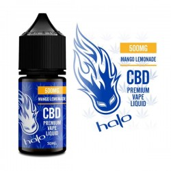 Mango Lemonade CBD 30ml Halo