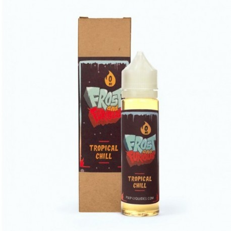 SUPER FROST & FURIOUS - TROPICAL CHILL 50 ML - PULP