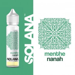 Menthe Nanah 50ml Solana