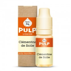Clémentine de Sicile 10ml Pulp
