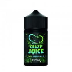 Lime Framboise Bleue 50ml Crazy Juice - Mukk Mukk
