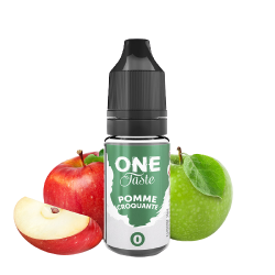 Pomme croquante 10ml One...