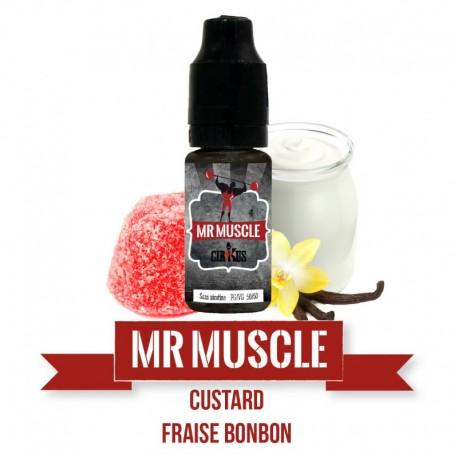 Mr Muscle - VDLV - Cirkus