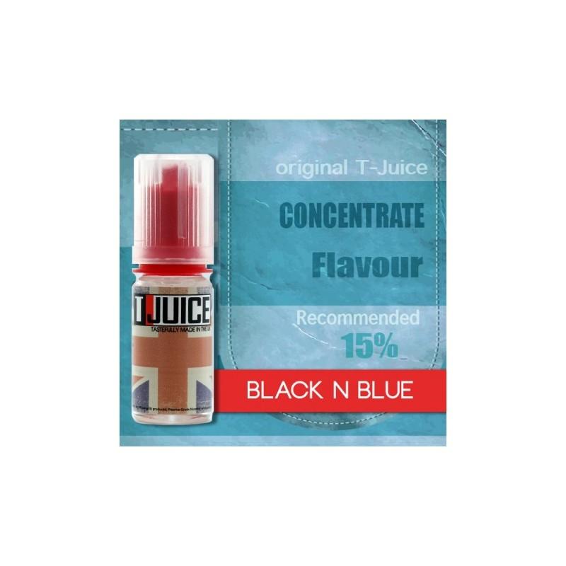 T-juice concentré Black n Blue