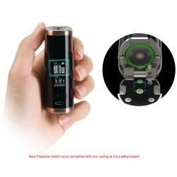 Box Sinuous P80 Wismec